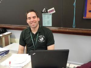 Michael Cullinane is the the lead Journalism teacher at Senn