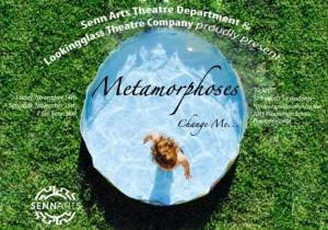 Senn's production of Metamorhoses featured kiddie pools