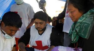 Red Cross Nepal Earthquake