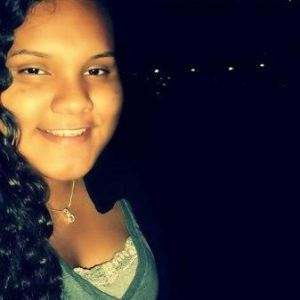 Denisia Bryant, teenage Uber driver and Senior at Senn High School.