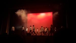 Freshman, Sophomore, and Junior dance piece