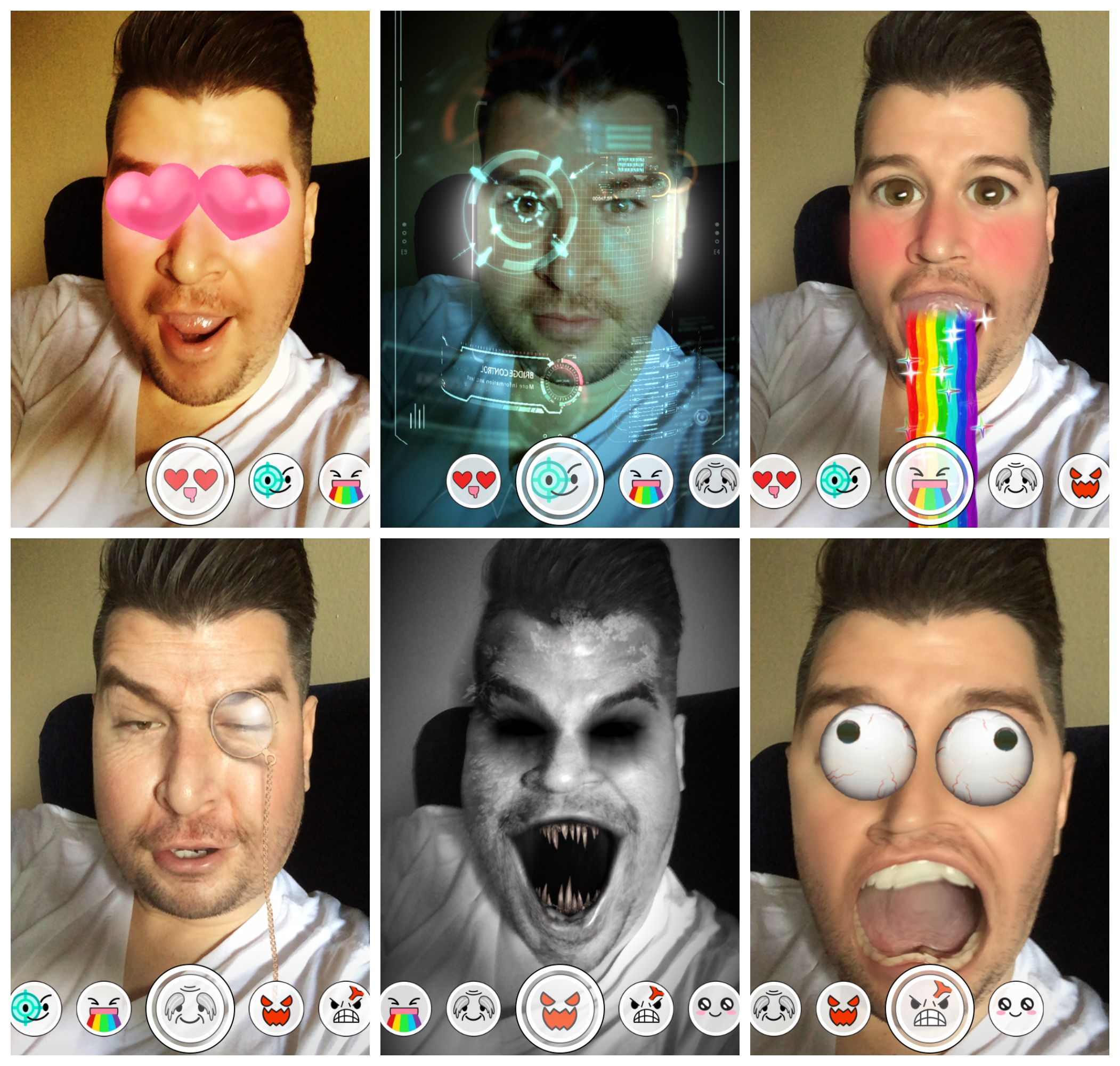 New Snapchat Filters and Lenses – Senn Times