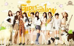 K-Pop girl group:Girls' Generation's